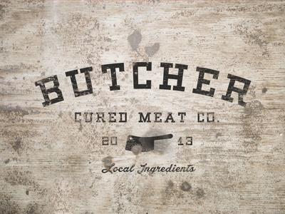 Cured Meat #logo