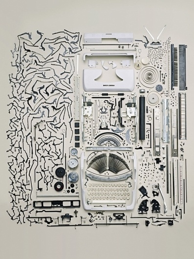 Todd McLellan: Deconstructed | Colossal #photography #deconstructed