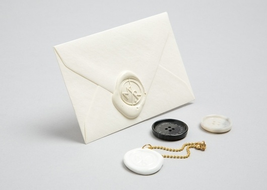 Tsto – SI Special | September Industry #logo #stamp #wax #envelope