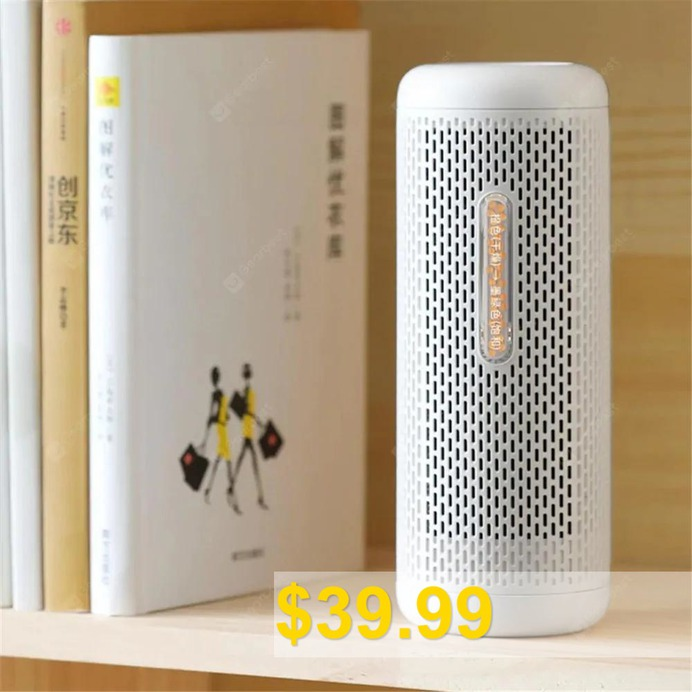 Deerma #Mini #Dehumidifier #Cycle #Air #Moisture #Dryer #From #Xiaomi #Youpin #- #WHITE