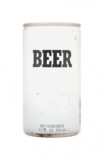 B&U #packaging #beer #can