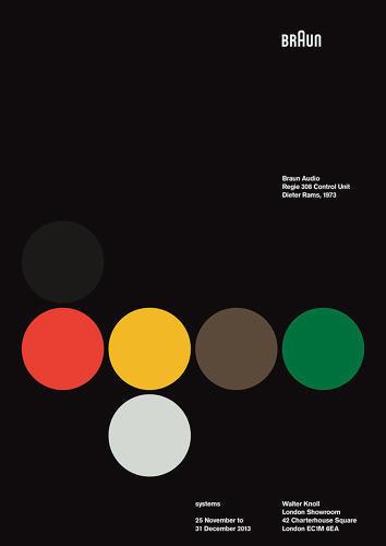 23   34 Posters Celebrate Braun Design In The 1960s   Co.Design   business + design