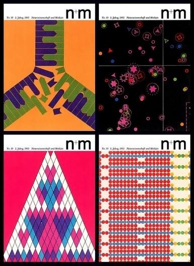 Erwin Poell #naturwissenschaft #poell #infographic #erwin #cover #und #medizin #infoviz #magazine