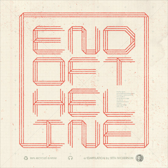 Miscellaneous Seth Nickerson #type #design