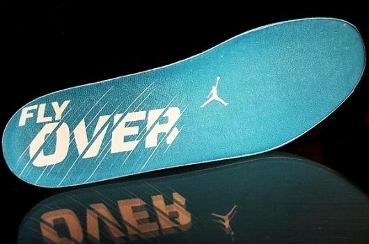 Nike Jordan 2012 #branding #design #application #set #environmental #typography