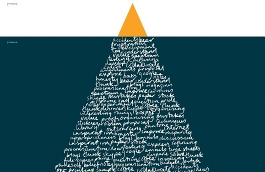 Eskimo Creative - Design for print, digital & experiential - Design blog #iceberg #graphic