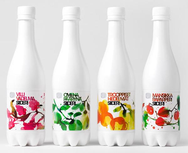 olvi cider 00.jpg #packaging #identity #watercolour