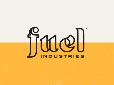 Fuel Industries #simple #fun #graphic #clean