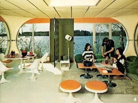 70′s Finnish architect Matti Suuronen » ISO50 Blog – The Blog of Scott Hansen (Tycho / ISO50) #prefab #suuronen #home #matti