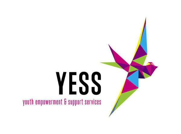 YESS logo #youth #logo #branding
