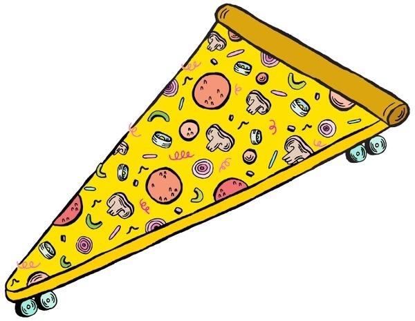 Pizzabort A R T F A R T #illustration