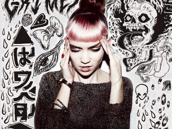 Live's Albums of the Year 2012 – Grimes 'Visions'