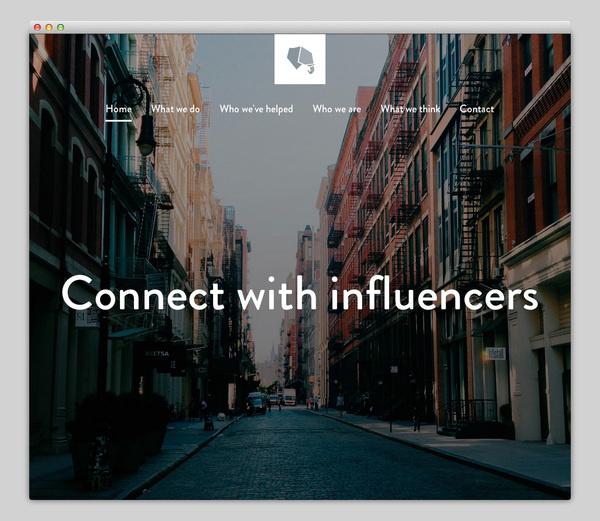Tribal #website #layout #design #web