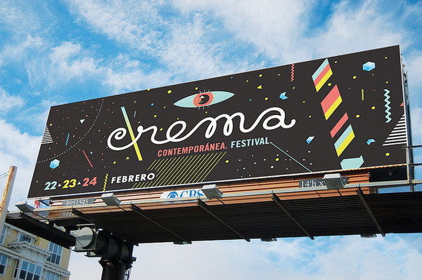 12 posters crema | Flickr Photo Sharing! #festival #billboard