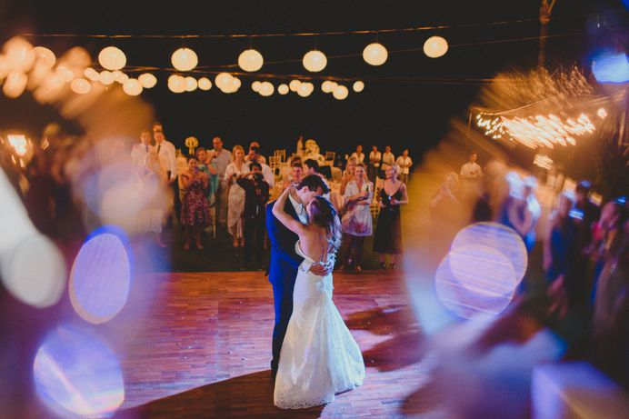 Choosing the right song will vastly enhance your memory of this incredibly special moment and it will also let a little slice of your personality shine on your big day.