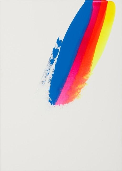 Zoom Photo #paint #colors #stripes #tricolor