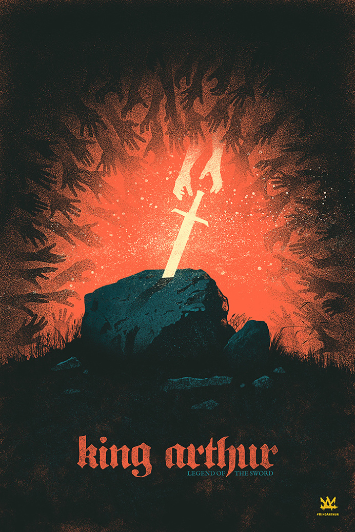 King Arthur: Legend of the Sword by The Brave Union