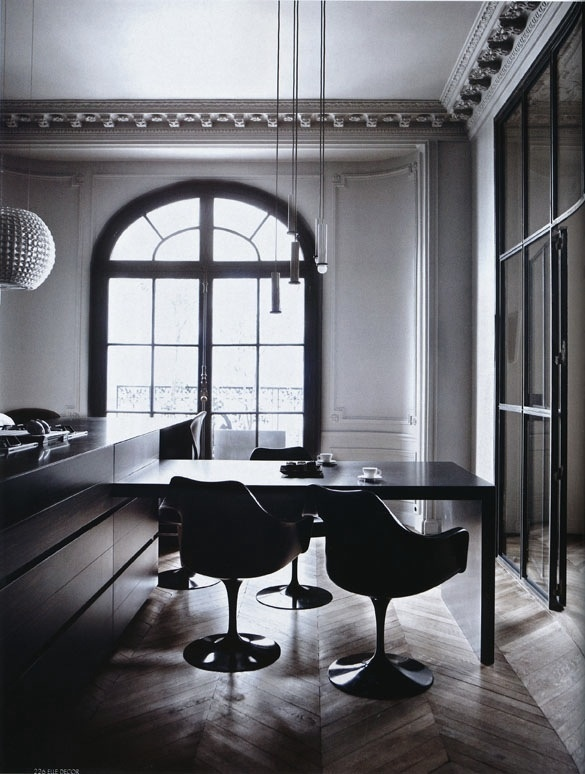 Lotta Agaton: Contrasts #interior #design #decor #deco #decoration