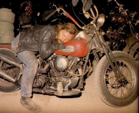 THEM THANGS #sleep #photography #biker #motorcycle