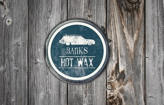 Banks | Surf products #old #surf #campaign #banks #dirty #wood #art #wax