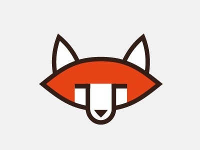 Dribbble - Foxiest Fox by Fuzzco™ #logo #illustration #fox