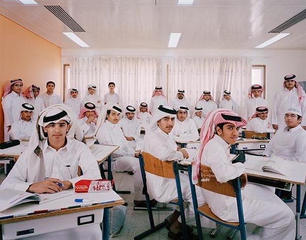 Classroom Portraits by Julian Germain #photography