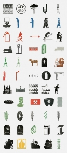 Information Is Beautiful | Ideas, issues, knowledge, data - visualized! #gerd #icons #arntz #pictograms