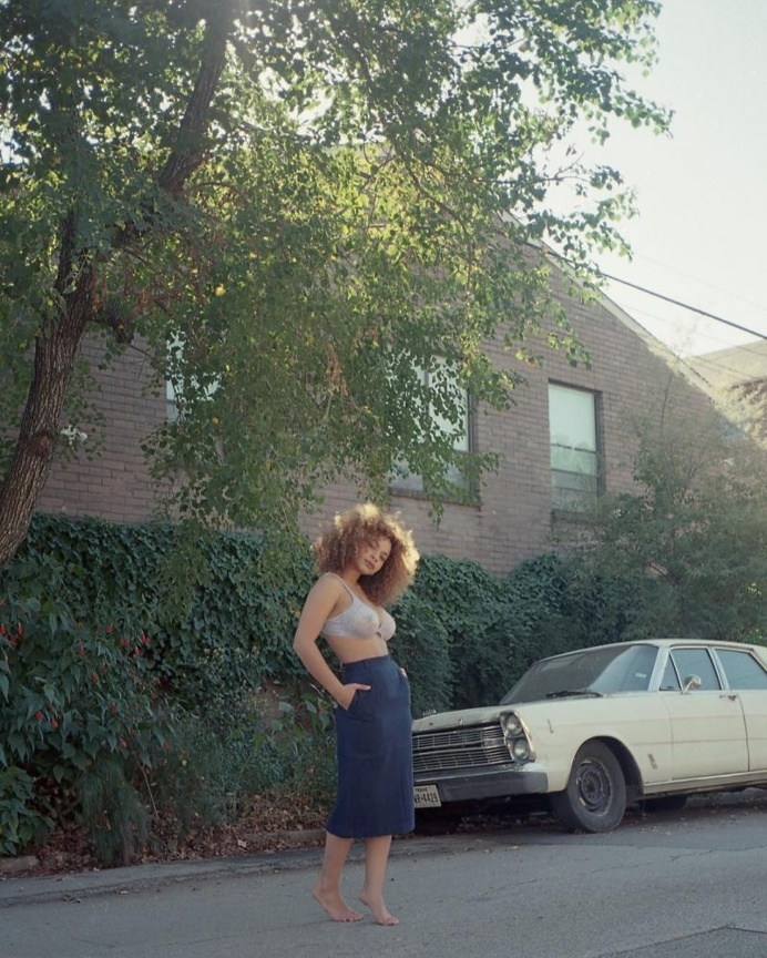 Gorgeous Film Portrait Photography by Tamara Lichtenstein