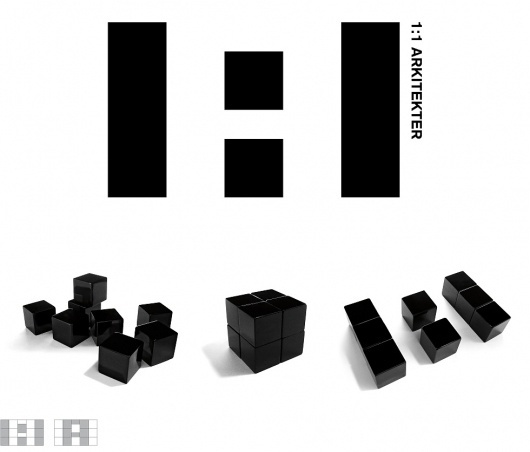 1:1 Architects | Scandinavian DesignLab #identity
