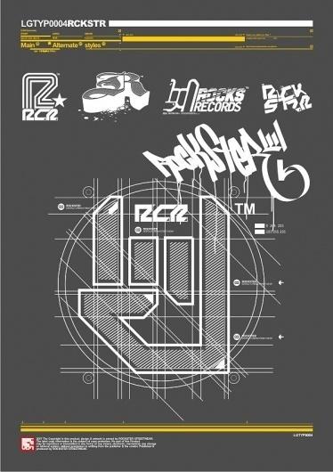 LGTYP PART 004 by ~machine56 #logo #machine56