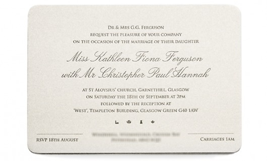 Best Chris Hannah - Wedding Invitations images on