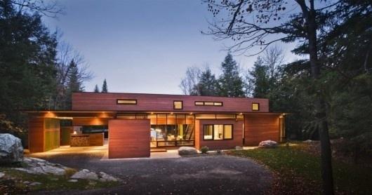 WANKEN - The Blog of Shelby White #kariouk #concrete #associates #wood #architecture