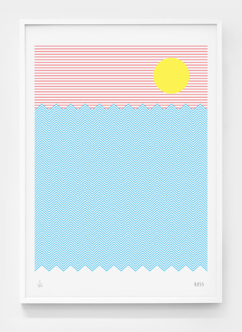 Stu Ross | PICDIT #print #design #graphic #poster #art #type