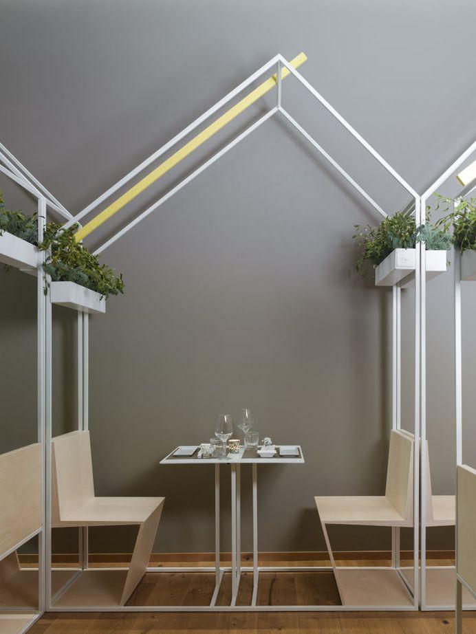 studio zero85, Sergio Camplone · CasaMaki _ Sushi bar