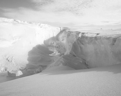 soggetti smarriti #photo #ice #snow