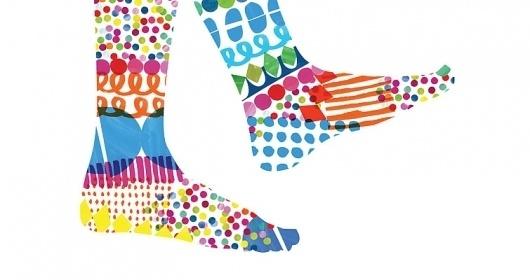 Talks and Screenings : Somerset House #illustration #feet