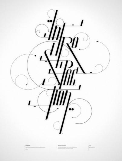 David Mascha - Lush Metrics #white #typograpyh #black #and #type