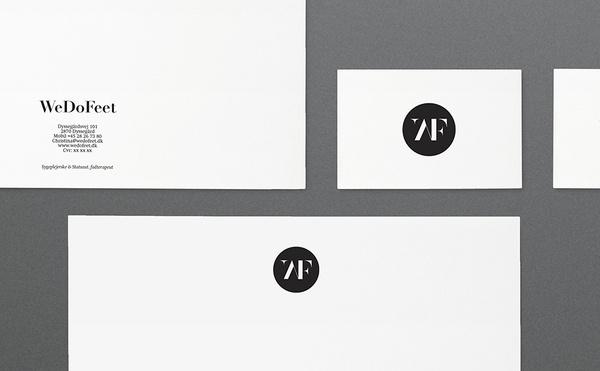We Do Feet by DesignUnit #identity
