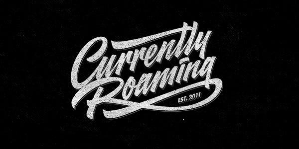 25+ Fresh Type-Based Logo Design Examples for Inspiration #logo #lettering