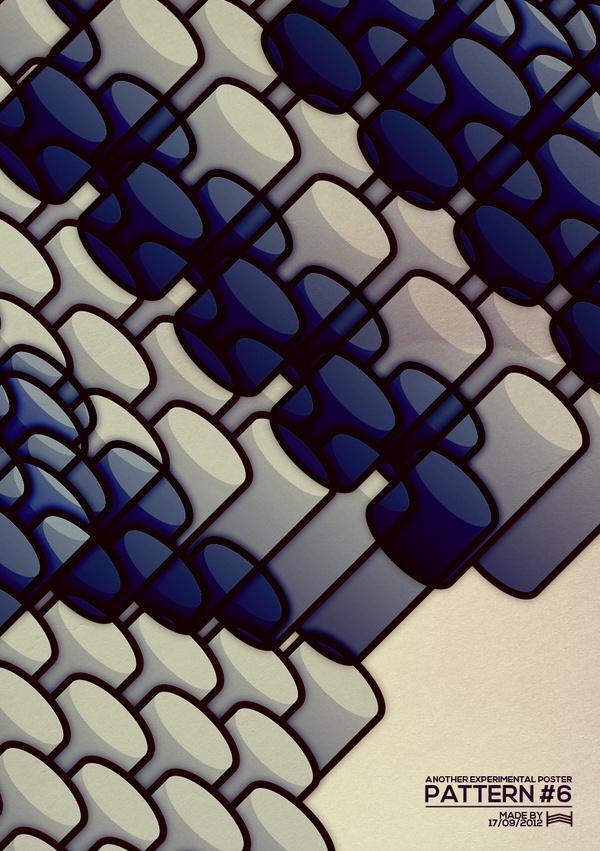 Patterns #vector #pattern #print #color #digital #poster #paper