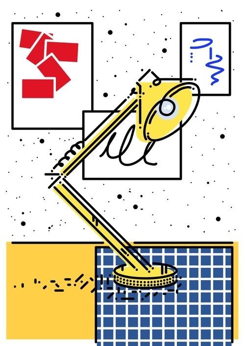 Job Boot #illustration
