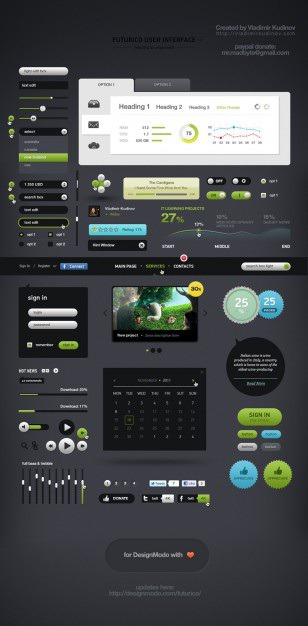Amazing interface design elements psd Free Psd. See more inspiration related to Design, Icon, Button, Chart, Bar, Elements, Ui, User, Design elements, Psd, Progress bar, Action, Material, Progress, Interface, Icon set, Bar chart, User icon, Set, User interface, Push, Amazing, Vertical, Complete, Push button and Interface design on Freepik.