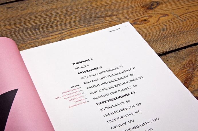 #franshaacken #haacken #editorial #berlin #typography #triangle #graphic #book #index #content