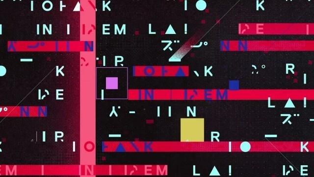 #glitch #techno #type