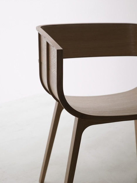 odes to a house:MARITIME Benjamin Hubert for Casamania #chair #minimal