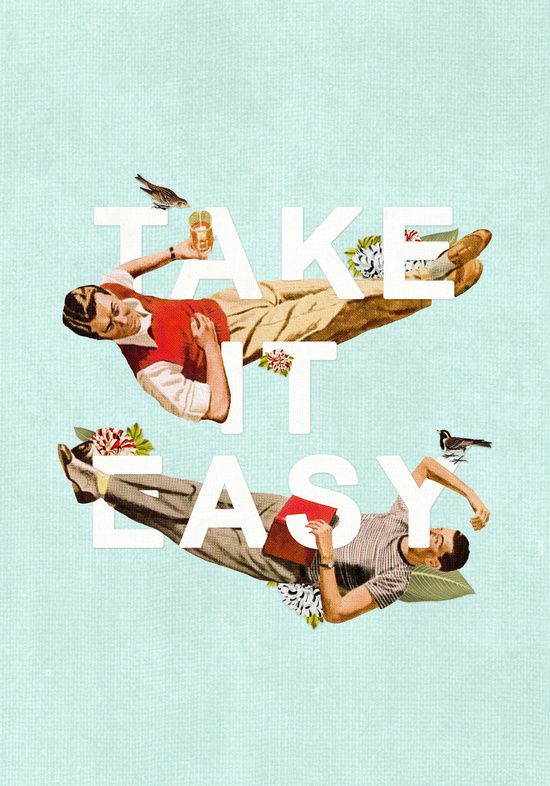 Take It Easy by Heather Landis