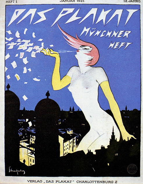 das plak.jpg (492×632) #illustration #1920s #poster