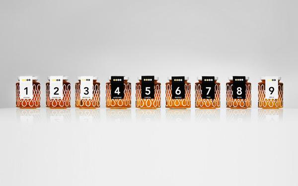 Anagrama | Doce Cielos #labels #jars