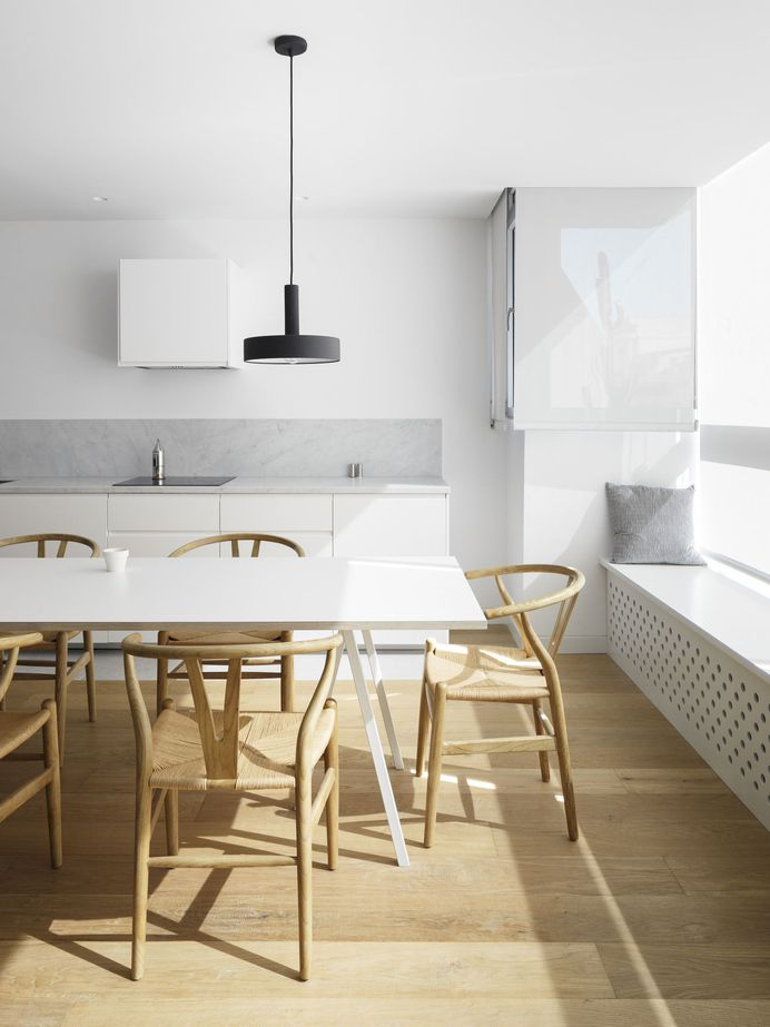 H Apartment by BarrioBohrer