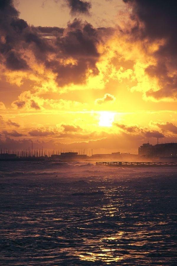 ! #sun #cloud #photo #mystic #photography #sea #beauty